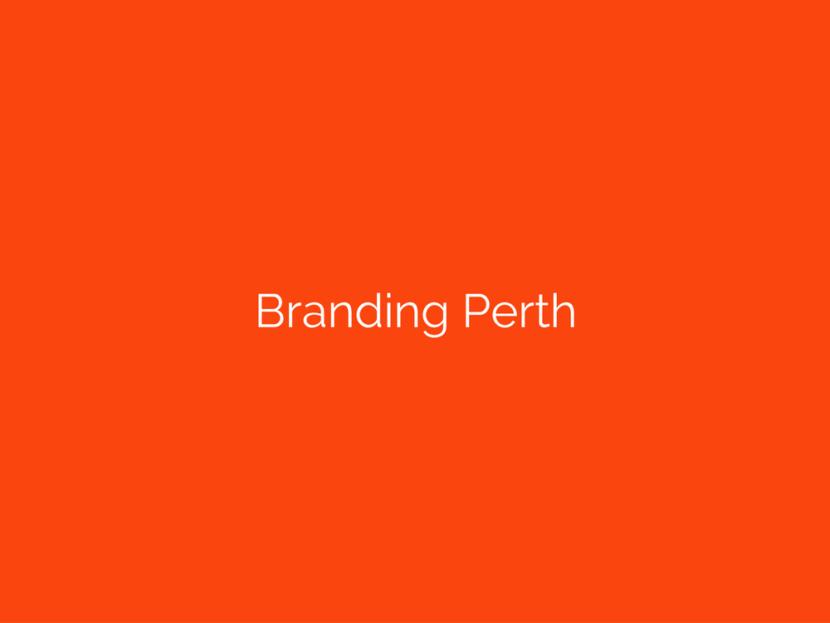 Branding Perth